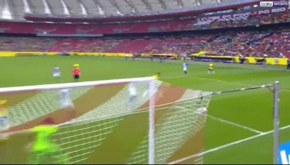Brasil vs. Honduras: GOL Thiago Silva para el 2-0 del equipo de Tite por Amistoso. (BeinSports)