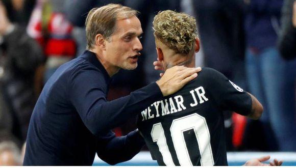 Neymar suena mucho como posible fichaje del FC Barcelona. (Foto: Getty)