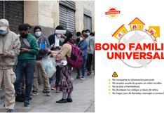 Bono Universal, Bono Yo me quedo en casa: cómo y cuándo cobrar