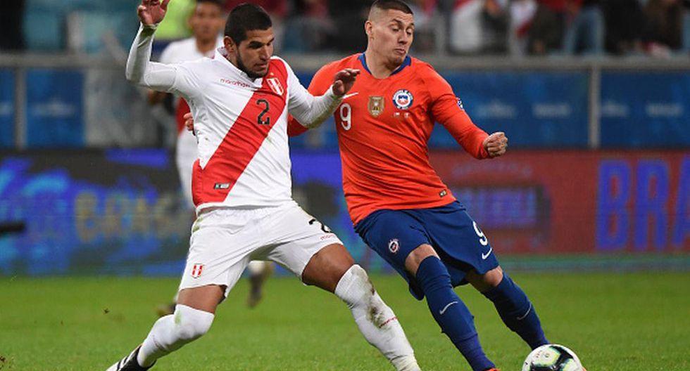 Perú vs. Ecuador |