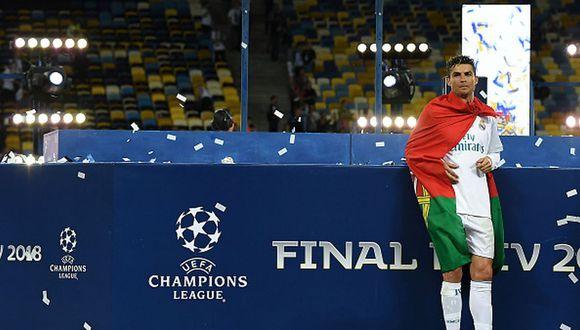 Cristiano Ronaldo dejó el Real Madrid en 2018, año en el que fichó por la Juventus de Italia. (Foto: Getty Images)