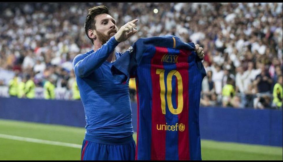 Messi, el '10': Los mejores dorsales de la historia del Barcelona. (Foto: Getty)