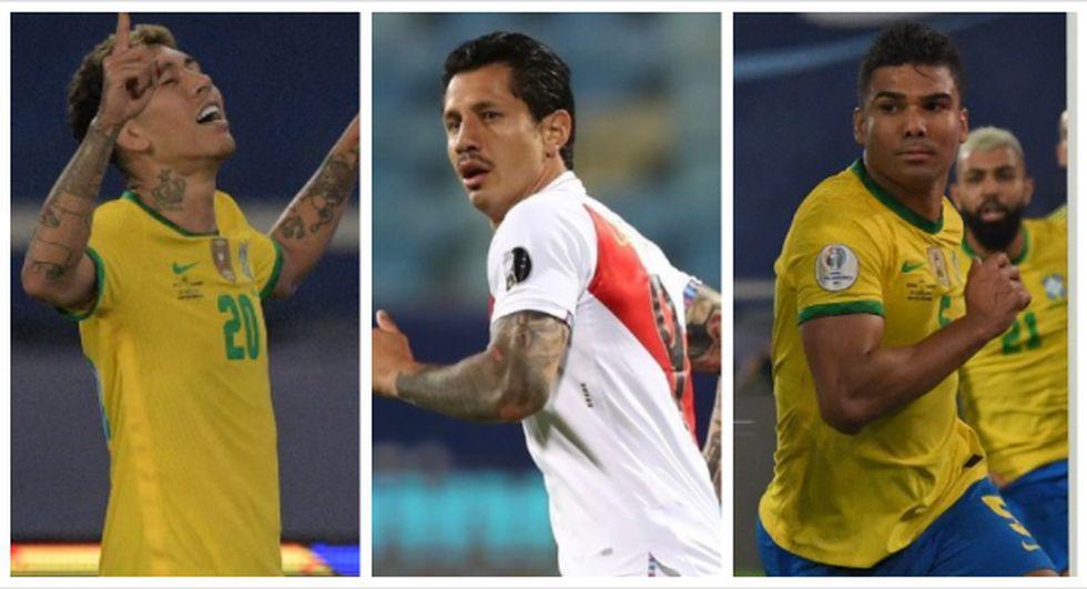 El equipo ideal de la fecha 4 de la Copa América, para SofaScore. (Foto: AFP / Jesús Saucedo -GEC)