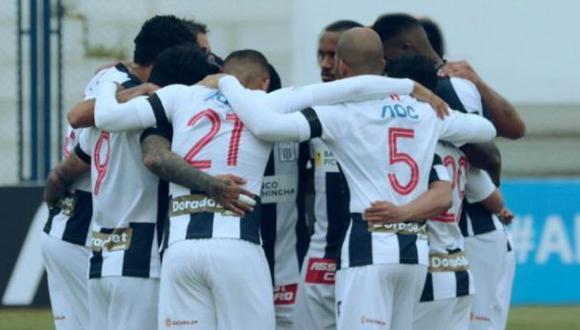 Alianza Lima perdió la categoría tras perder ante Sport Huancayo. (Foto: Alianza Lima)