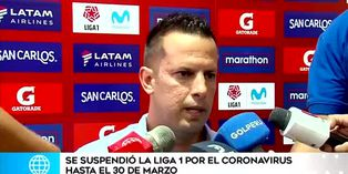 Coronavirus en Perú: Liga 1 suspendida hasta el 30 de marzo