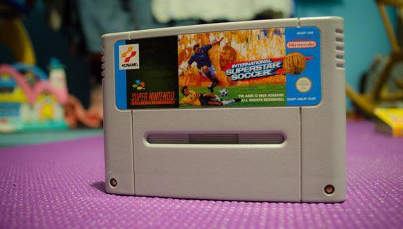 Un clásico de los juegos de fútbol en SNES (Foto: nedrotravaj.com)