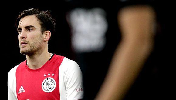 Nicolás Tagliafico es una de las grandes figuras que hoy milita en el Ajax. (Foto: Getty Images)