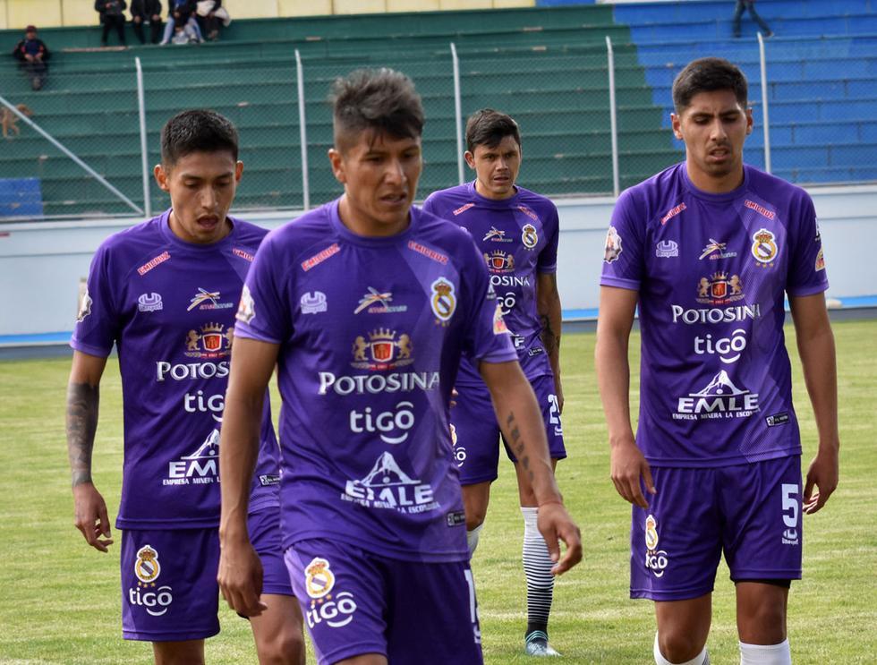 Real Potosí (Bolivia) - 20 entrenadores. (Foto: La Razón)