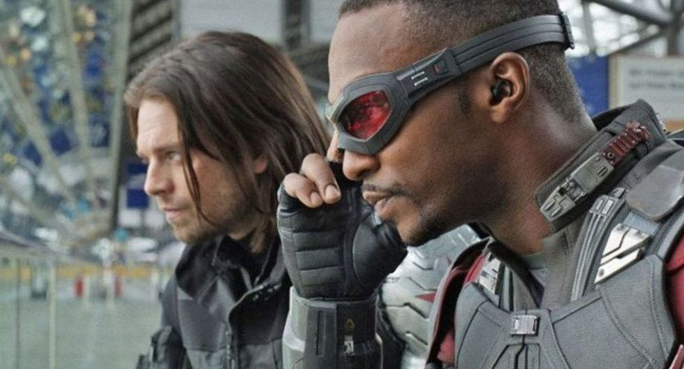 Marvel: 'The Falcon and the Winter Soldier' estaría siendo afectado por el coronavirus.