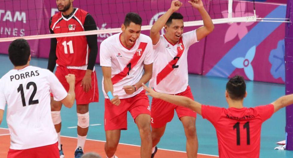 La selección peruana de vóley masculino peleará por el único cupo del Preolímpico de Chile. (Foto: FPV)