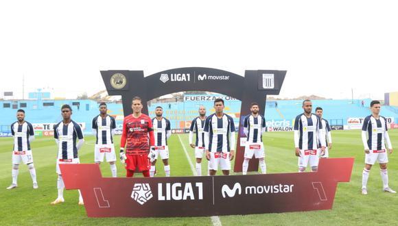 Alianza Lima fue declarado ganador del duelo ante Binacional, por walk over. (Foto: Liga de Fútbol Profesional)