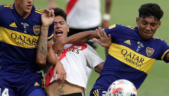 VER GOLES Boca 1-1 River resumen goles y videos del Superclásico de  Argentina en la Bombonera | FUTBOL-INTERNACIONAL | DEPOR