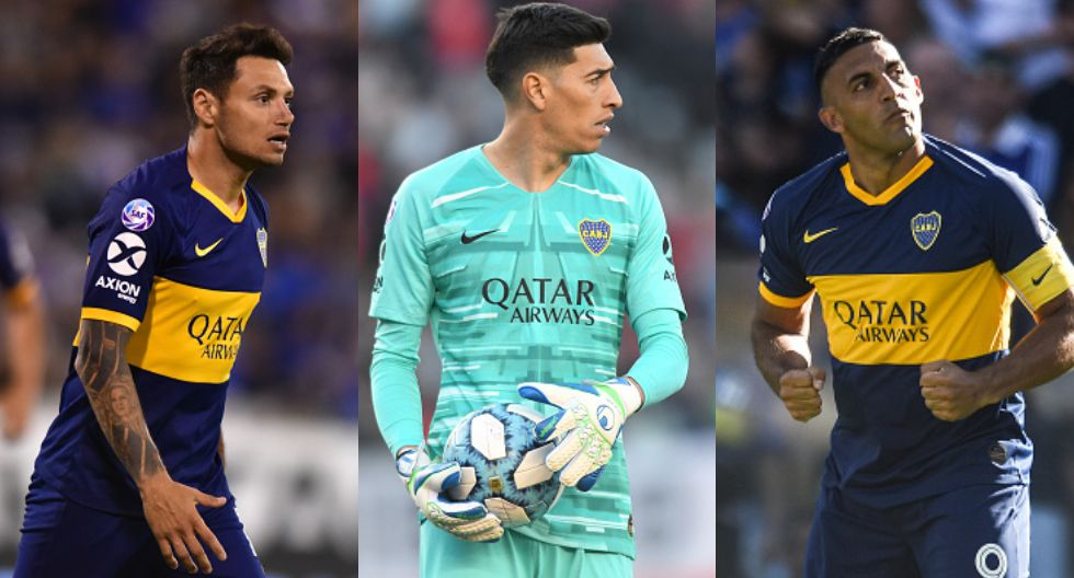 El once que prepara Boca Juniors para enfrentar a Universitario. (Getty Images)