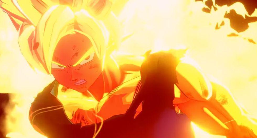 """""""Dragon Ball Z: Kakarot"""": mira el nuevo tráiler del videojuego. (Imagen: Bandai Namco)"""