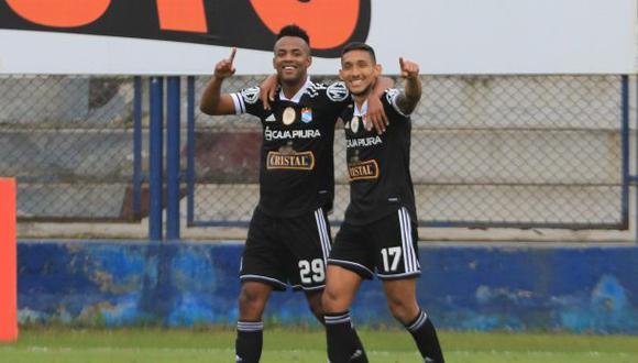 Sporting Cristal vs. UTC en Villa El Salvador por la Liga 1. (Foto: Liga de Fútbol Profesional)