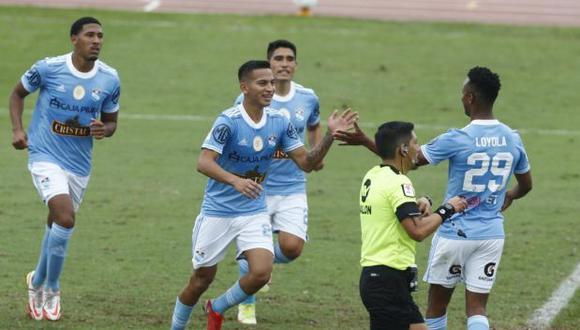 Martín Távara registra 14 partidos y 893 minutos, en la Liga 1 . (Foto: GEC/Violeta  Ayasta)