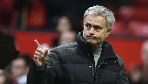 Jose Mourinho no dudó en criticar el nivel de uno de los fichajes más caros en la historia del Manchester United. (AFP)