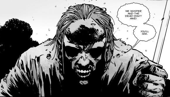 """¿Cómo termina la Guerra de los Susurradores en los cómics y la serie de televisión de """"The Walking Dead""""? (Foto: Robert Kirkman)"""