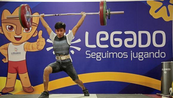 Perú gana medallas en torneo internacional virtual de levantamiento de pesas. (Foto: Legado)