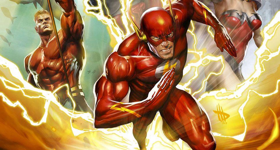 The Flash: ¿por qué no es demasiado tarde para Flashpoint? (Foto: DC)