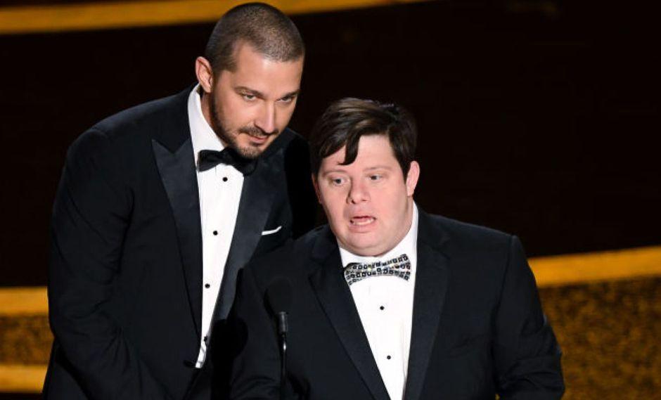 Primera vez en la historia de los Oscar en que un actor con Síndrome de Down entregue un premio(Foto: KGTV)
