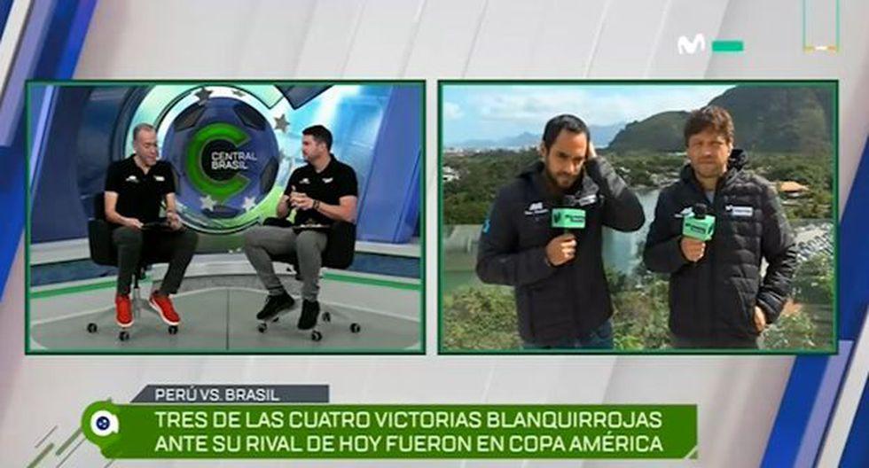 Perú vs. Brasil | La preocupación de Pedro García por la ausencia de Edison Flores en la final de la Copa América (Captura)