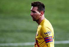 """Director deportivo del PSG: """"Lionel Messi siempre estará en la lista"""""""