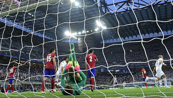 Mark Clattenburg reveló que el gol de Sergio Ramos, para el 1-0, fue en fuera de juego. (Foto: AFP)