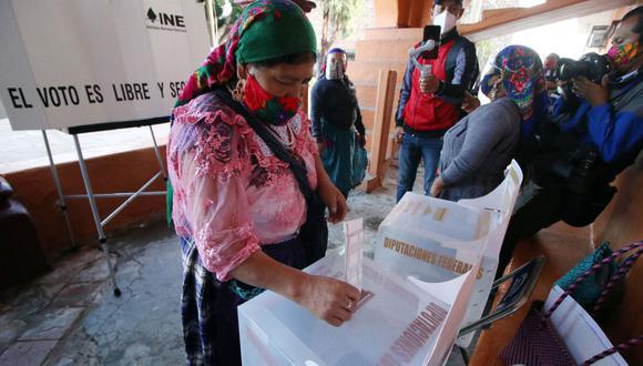 Elecciones México 2021: (Foto: AFP)