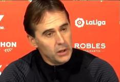 Lopetegui y una metedura de pata para los libros: elogió al inexistente entrenador del Dortmund [VIDEO VIRAL]