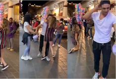 La nueva y la ex: joven rogó volver a su ex y final remece las redes sociales [VIDEO]