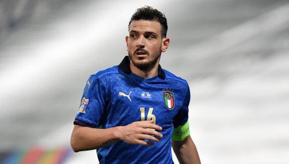 Alessandro Florenzi disputará la Eurocopa con la Selección de Italia. (Foto: Getty Images)