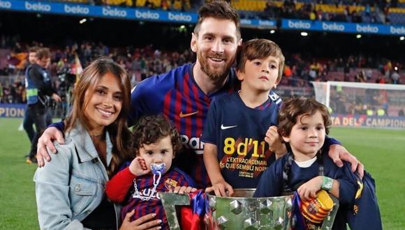 Lionel Messi tiene contrato con el Barcelona hasta 2021. (Foto: Instagram oficial)