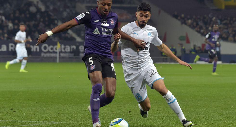 1. Steven Moreira (Toulouse): 4 promedio en 16 partidos. (Foto: AFP)
