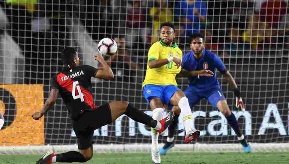 Perú vs. Brasil cambió de hora de inicio. (Foto: GEC)