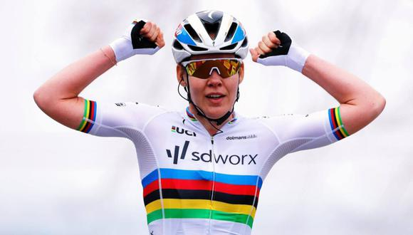Dedicada a ciclismo en ruta, tendrá en los Juegos Olímpicos su última oportunidad de ganar una medalla de oro. Su carrera tuvo pausas por lesiones, pero supo reponerse rápidamente.