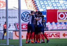 Un tiempo bastó: Monterrey venció a Puebla en duelo por Apertura 2020 Liga MX