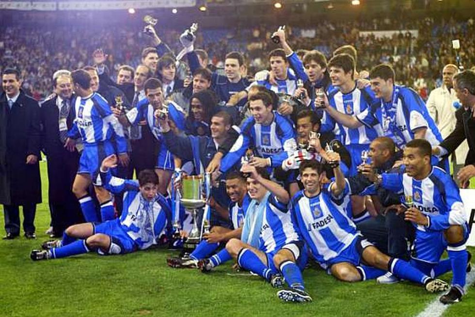 De campeón europeo a equipo de Tercera: el Depor y los clubes que alcanzaron el éxito y luego se fueron a la deriva.