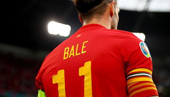 Gareth Bale llegó al Real Madrid en 2013 desde el Tottenham inglés. (Getty)