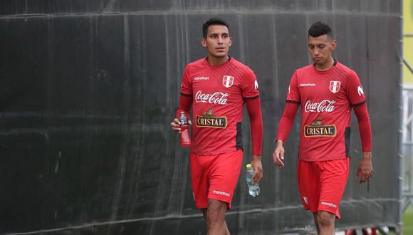 Alex Valera fue llamado a la Selección Peruana para el inicio de las Eliminatorias. (Foto: FPF)