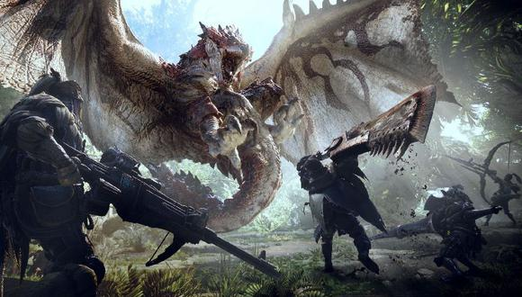 "Nintendo Switch no tendrá ""Monster Hunter World"" según los desarrolladores"