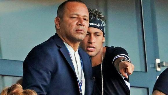 Neymar no jugará ante el Barcelona por la ida de octavos de Champions League. (Internet)
