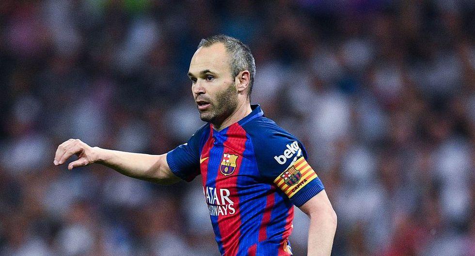 Andrés Iniesta lo ganó todo con la camiseta del Barcelona como jugador. (Foto: Getty Images)