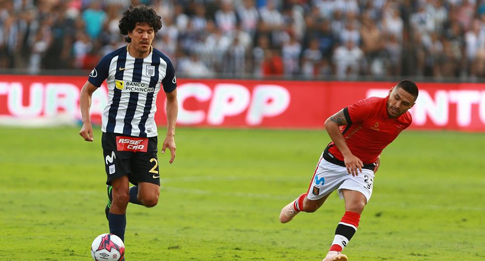 Óscar Vílchez no es titular con Alianza Lima desde agosto de este año. (Foto: Violeta Ayasta / GEC)