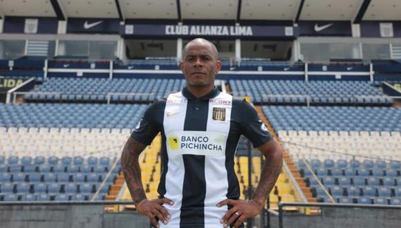 Wilmer Aguirre y el presente de Alianza Lima en la Liga 1. (Foto: prensa AL)