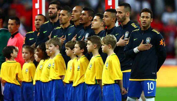 La lista de Brasil para el Mundial Rusia 2018 (Foto: Getty Images).