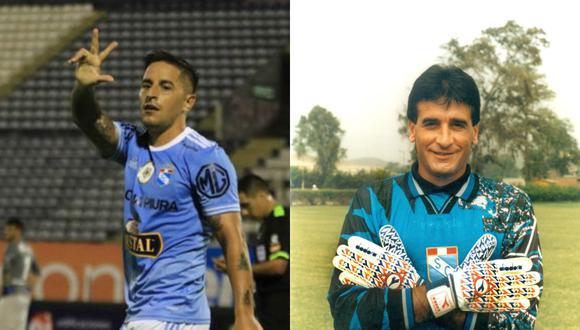 Julio César Balerio fue el entrenador que llevó a Alejandro Hohberg a Rentistas de Uruguay. (Fotos: Liga 1/ Difusión)
