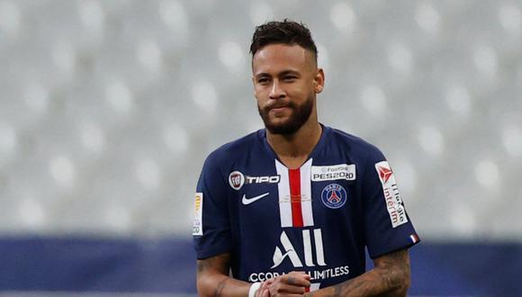 Neymar confirmó su continuidad en PSG. (Foto: Agencias)