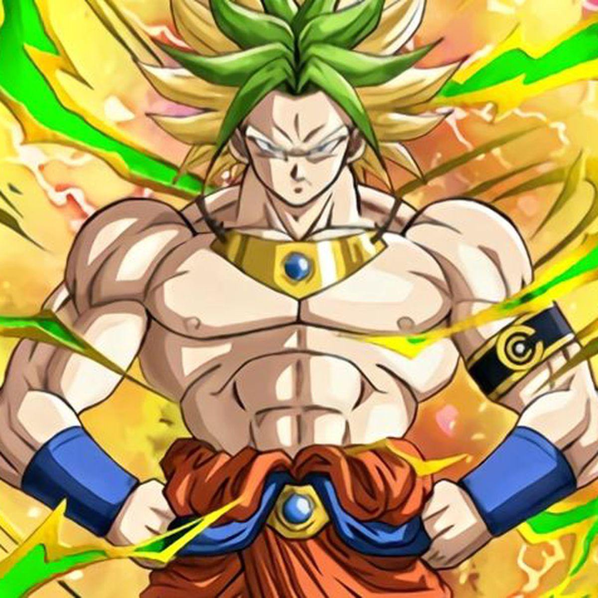 Dragon Ball Super Goku Y Broly Se Fusionan Frente A Freezer En