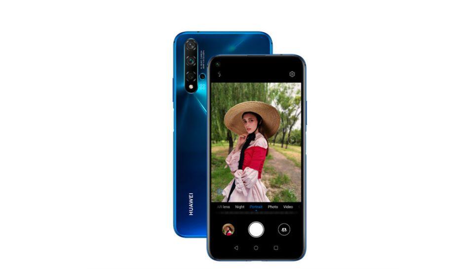 ¿Cuáles son las características del Huawei Nova 5T? Conoce el precio y especificaciones. (Foto: Huawei)